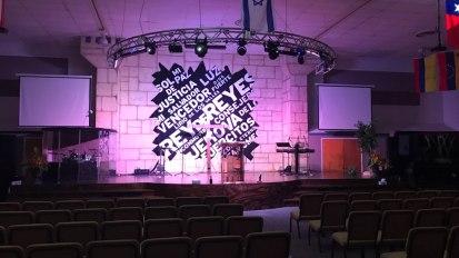 A/V Consulation @ Bethel Baptist Church