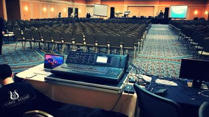 Intercp Conference – Main Service Hall @ Houston, TX
