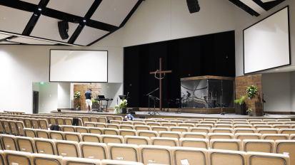 A/V Consulation @ Frisco Semihan Church