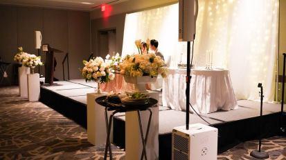 Wedding Rental @ The Westin Galleria – Dallas, TX
