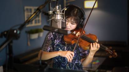 [VIDEO] Violin M/V Production @ Living Sound Studio