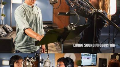 Vocal M/V Project @ Living Sound Studio