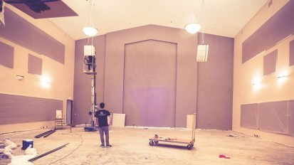 Church AV System Renovation – EM Worship Center @ Binnerri Presbyterian Church of Richardson, TX