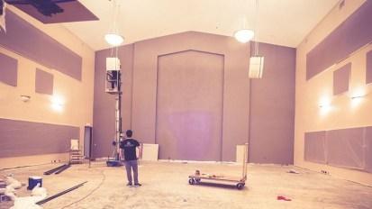 Church AV System Renovation – EM Worship Center @ Binnerri Presbyterian Church of Richardson, TX