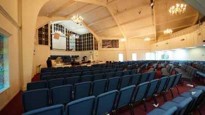 A/V Consultation, Installation & Renovation @ Hanuri Church – Carrollton, TX