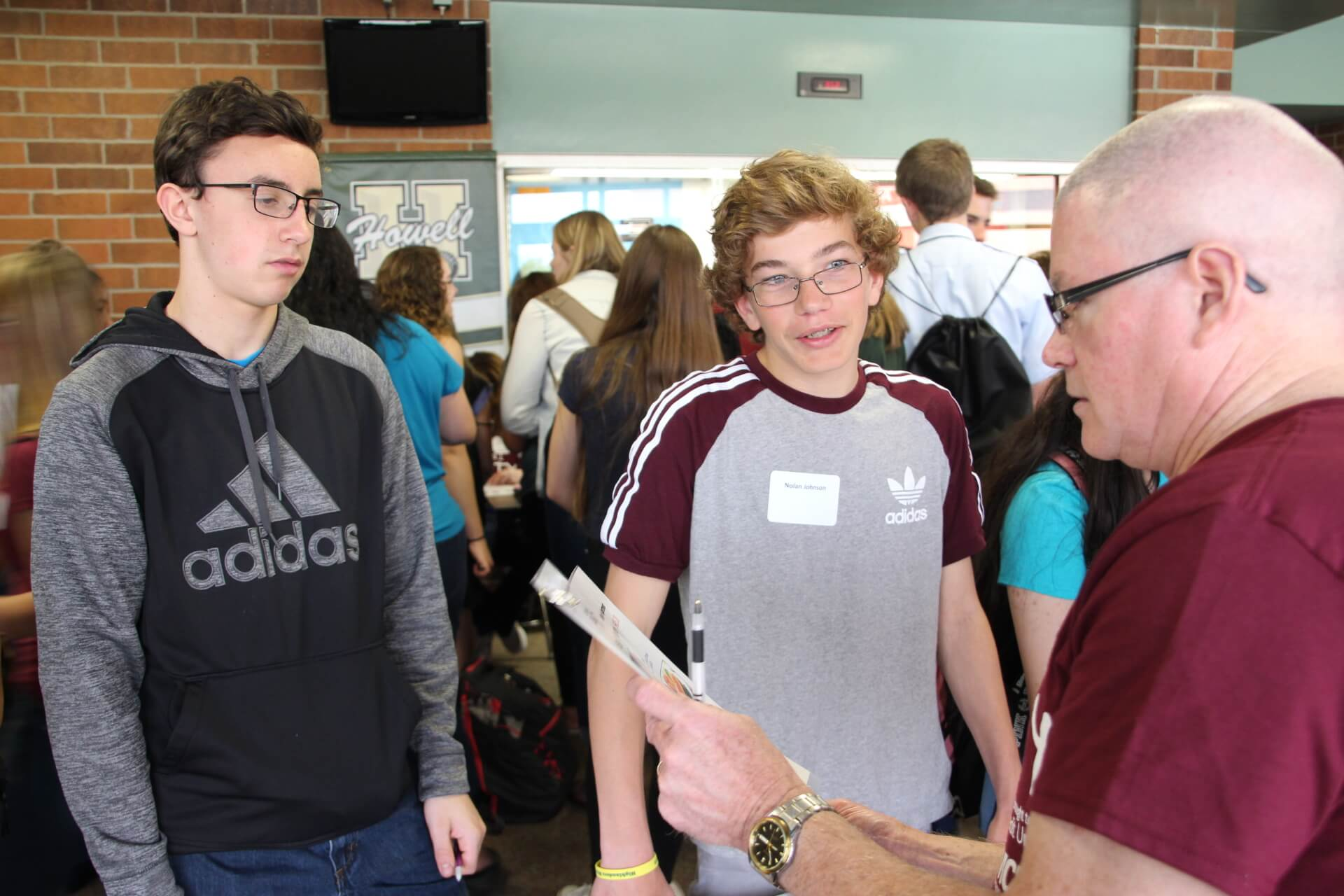 Howell Students Get Financial Reality Check With Loc