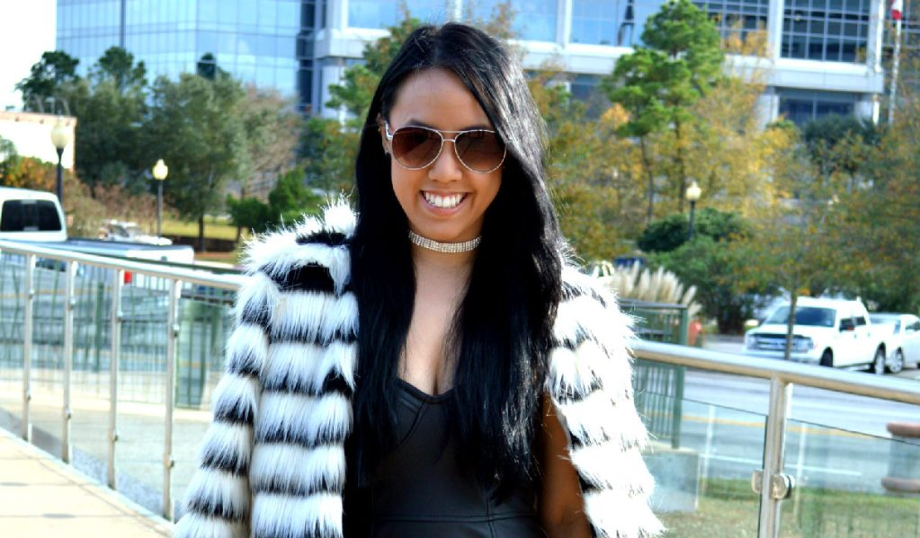 MakeMeChic with a Faux Fur Coat