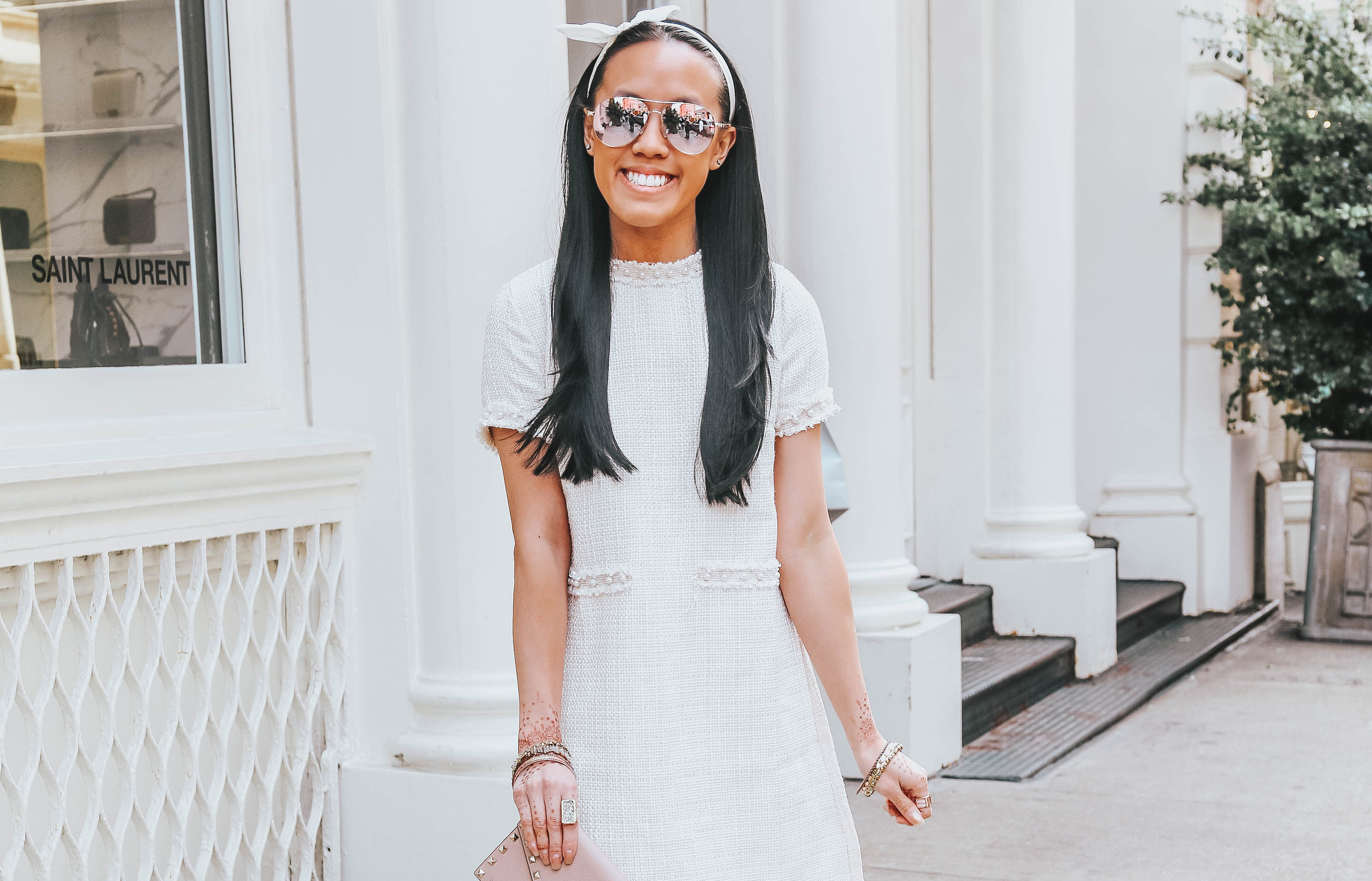 9d80dce72dab Classy in White with Shein | The Livstyle