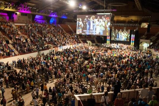So many Mennonites.
