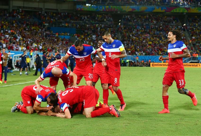 Soccer: World Cup-Ghana vs USA