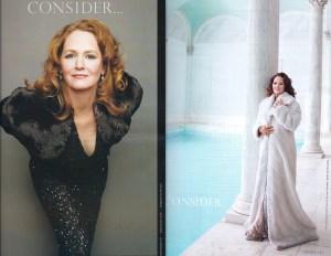 Melissa Leo, Marie Claire, marieclaire.com, Consideration ads,Amy Adams