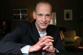John Waters, raconteur, filmmaker, writer and voracious cultural consumer