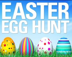 Kid's Easter Egg Hunt -**DATE & TIME CHANGE!!**