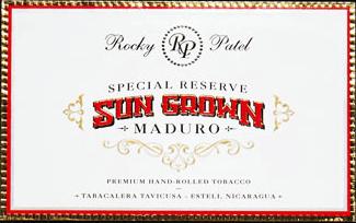 Rocky Patel Sun Grown Maduro