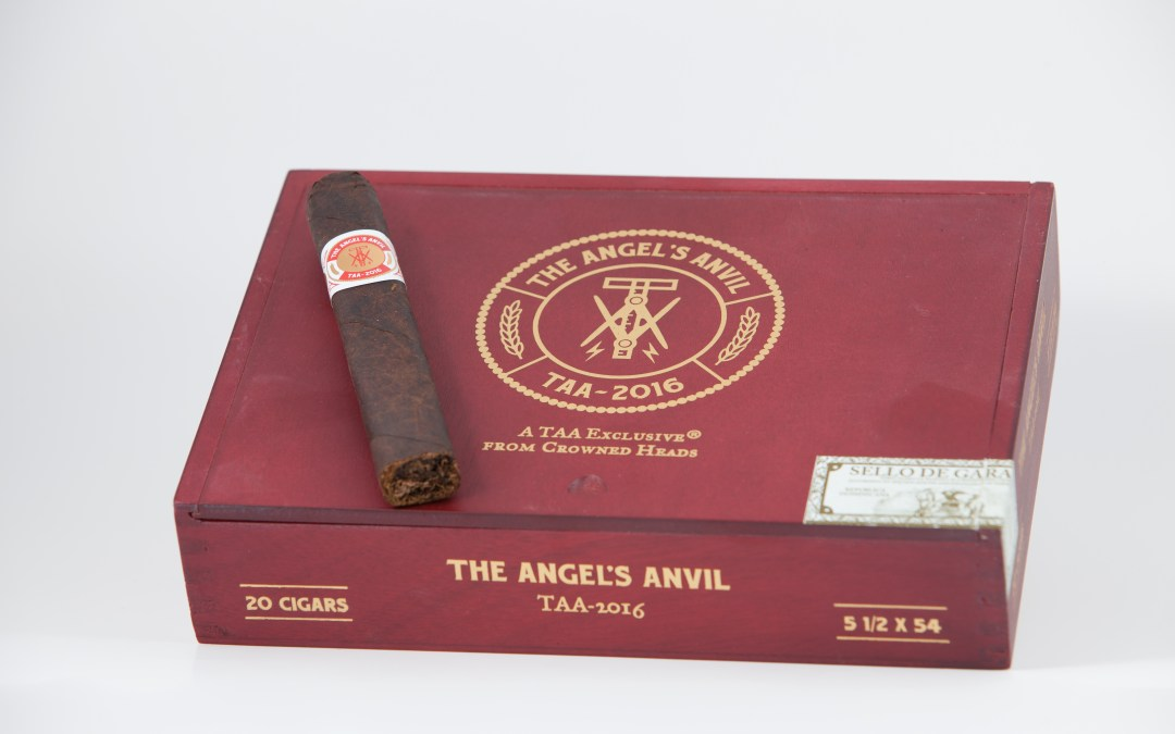 Angel's Anvil 2016 by Crowned Heads