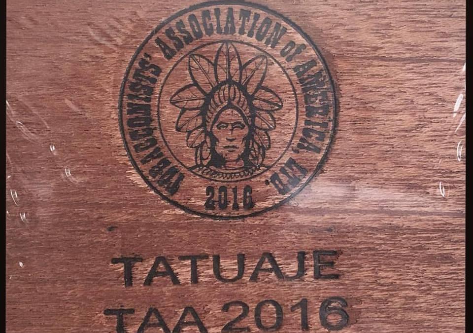 Tatuaje TAA 2016