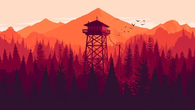 'Firewatch' has been praised for its simplicity and storytelling