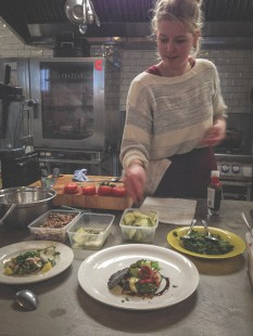 Raw Food Workshop with Katie Sanderson of The Living Dinners