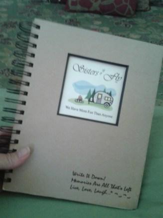 My SOTF Travel Journal