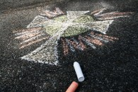 Drawing with Chalk