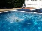 Pool Splashes