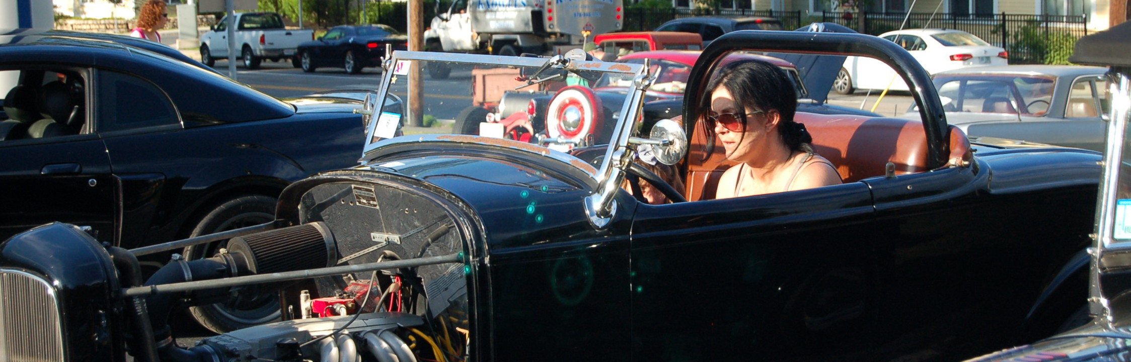 Old Cars Draw Big Crowd ~ The Local Ne.ws