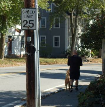 ipswich special town meeting speed limit