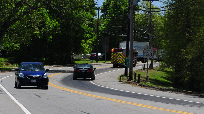 Follow up: Ipswich police cite N H  man for oil spill