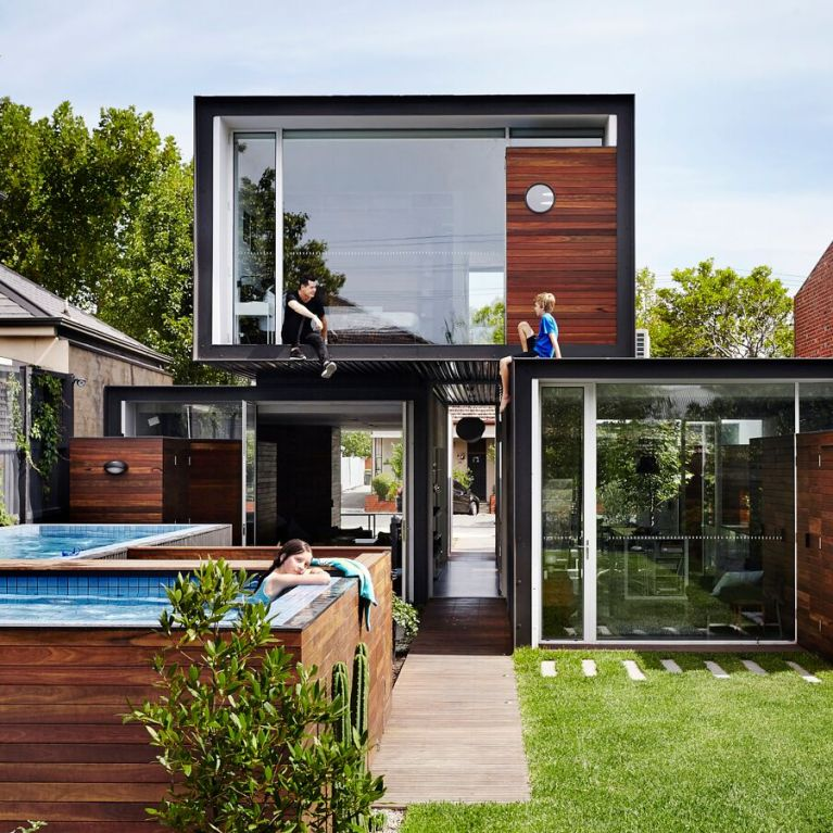 THAT House - Austin Maynard Architects - Photography by Tess Kelly