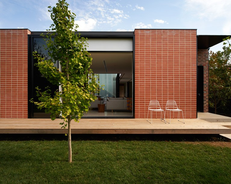 Three Parts House by Architects EAT - Melbourne, Victoria, Australia - Architecture Archive Photo Gallery