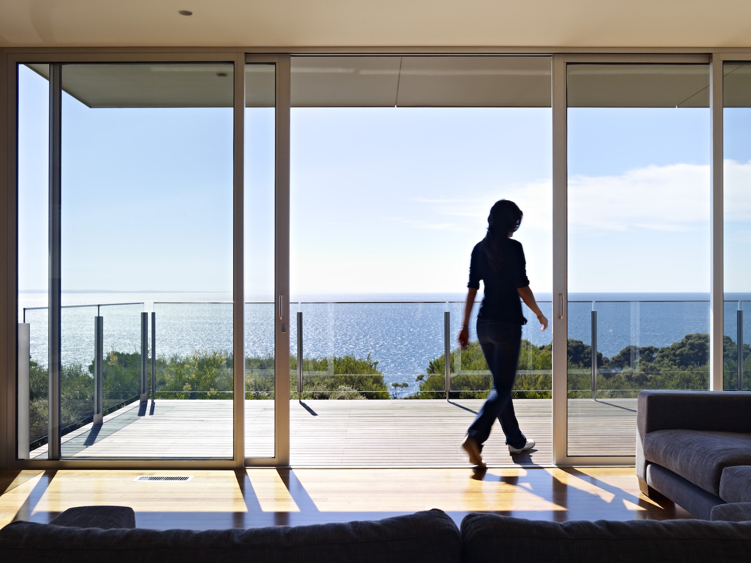 Pleysier Perkins - Mt Martha Holiday House - Architecture & Interior Archive