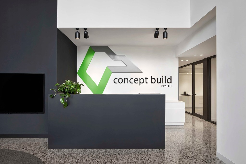 Concept Build Office by Nixon Tulloch Fortey - Photographed by Jack Lovel - VIC, Australia - Interior Architecture - Image 1