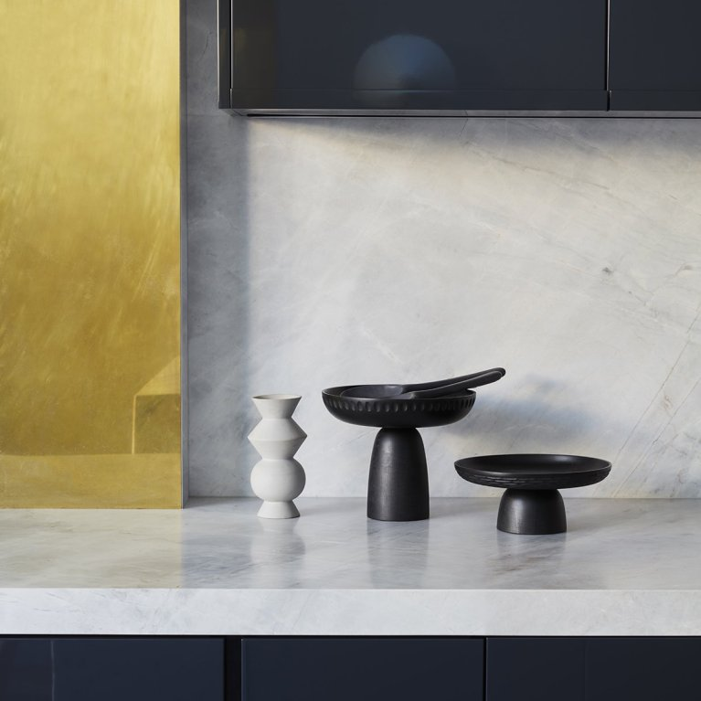 Interior Marble - Surry Hills House - Fiona Lynch - Collingwood, VIC, Melbourne - The Local Project