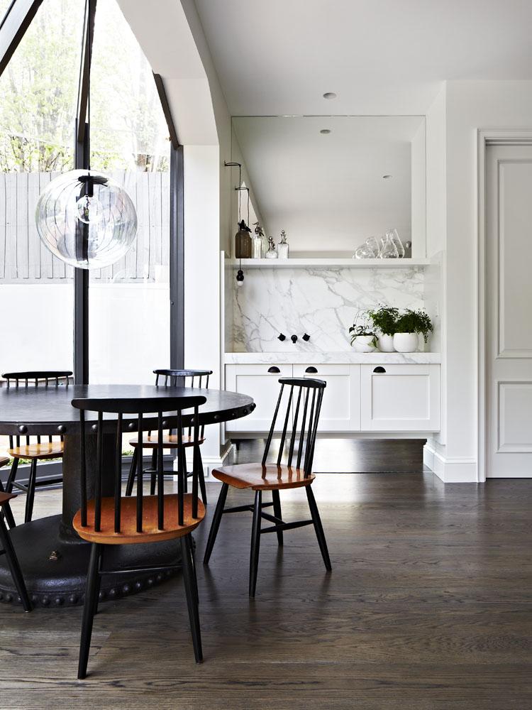Local Australian Interior Design-Toorak Residence Designed by Hecker Guthrie