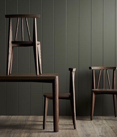 Local Interior Product Design Sika Dining Chair Created By Tide