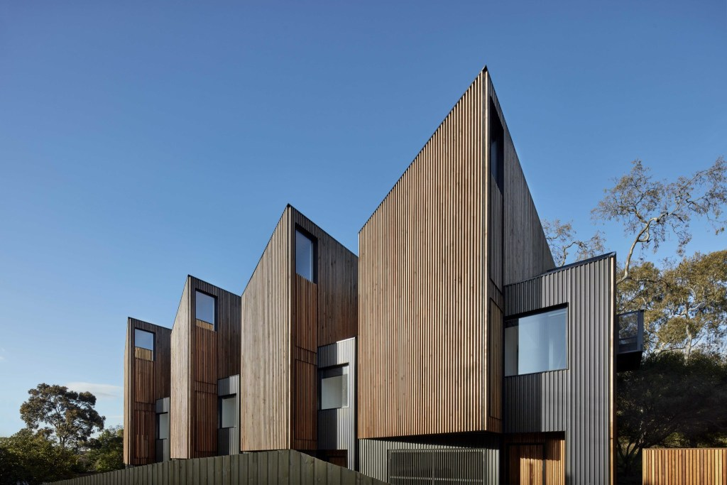 Gallery Of 11 St Georges Grove By Mancini Made Local Australian Construction & Residential Design Parkville, Vic Image 3