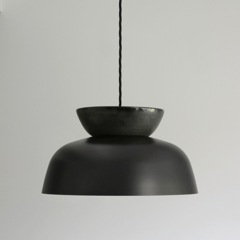 Locally designed industrial lighting