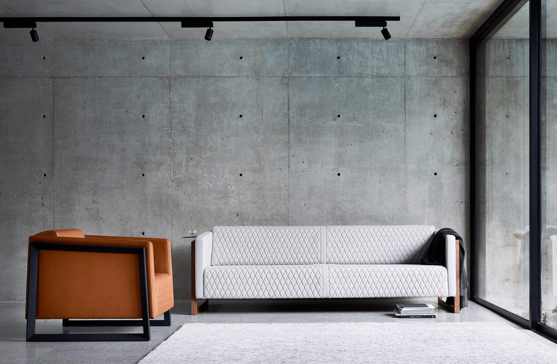 Gallery Of Mena Sofa By Franco Crea Local Australian Furniture Designer & Maker Richmond, Melbourne Image 2