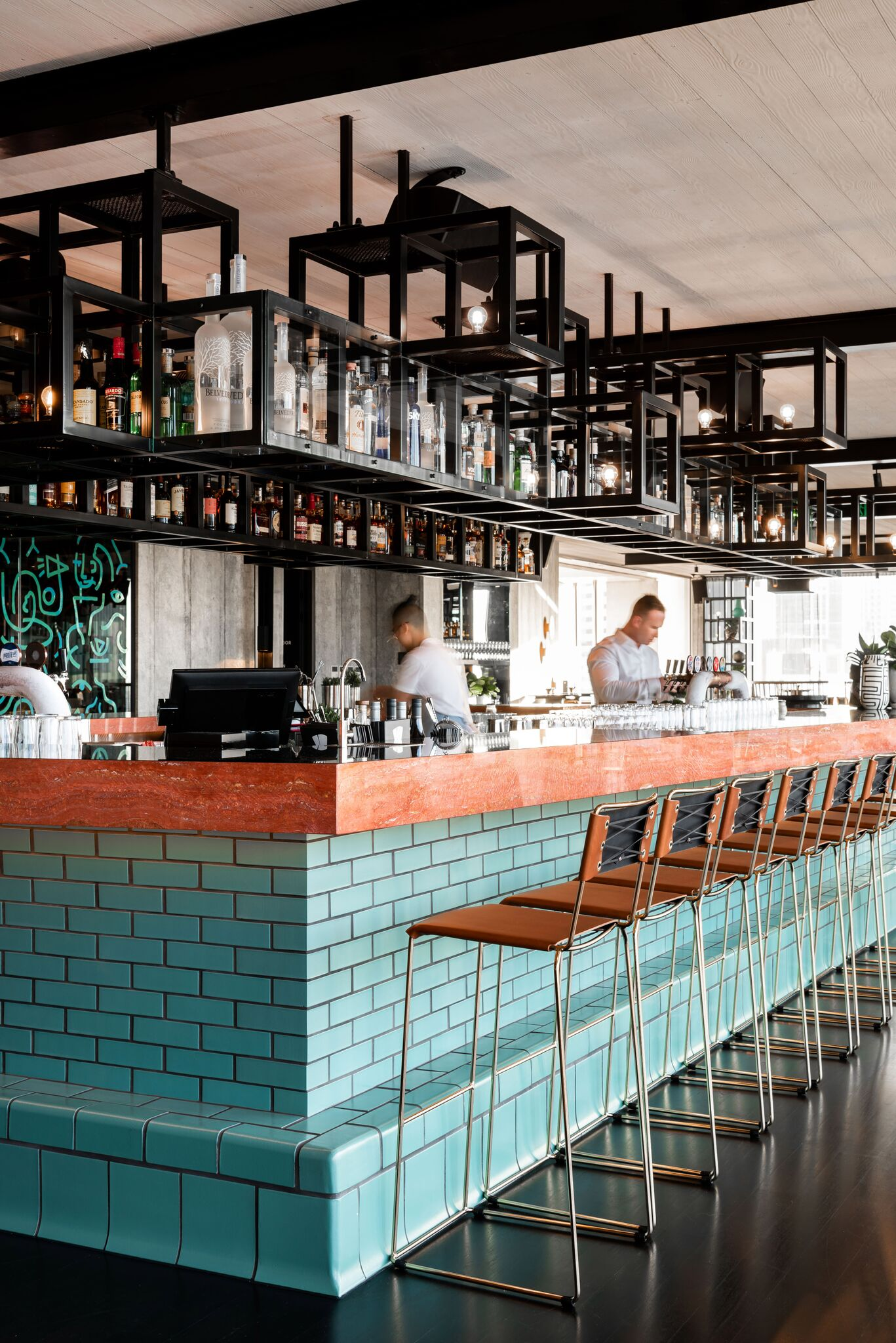 Gallery Of Qt Perth By Nic Graham Local Australian Design & Interiors Perth, Wa Image 17