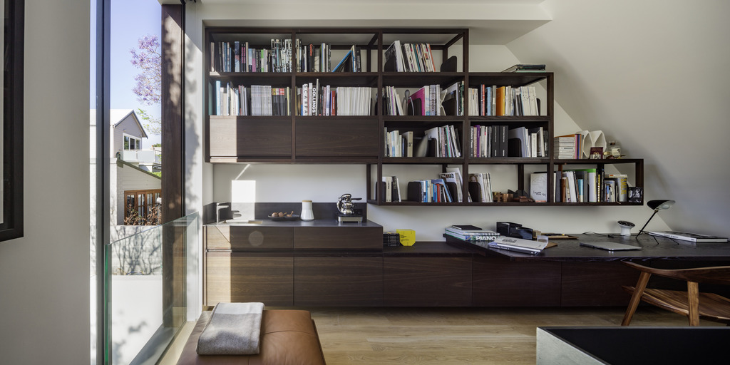 Gallery Of The Two Wall House By Woods Bagot Local Australian Architecture And Residential Bespoke Interiors Lilyfield, Sydney Image 36