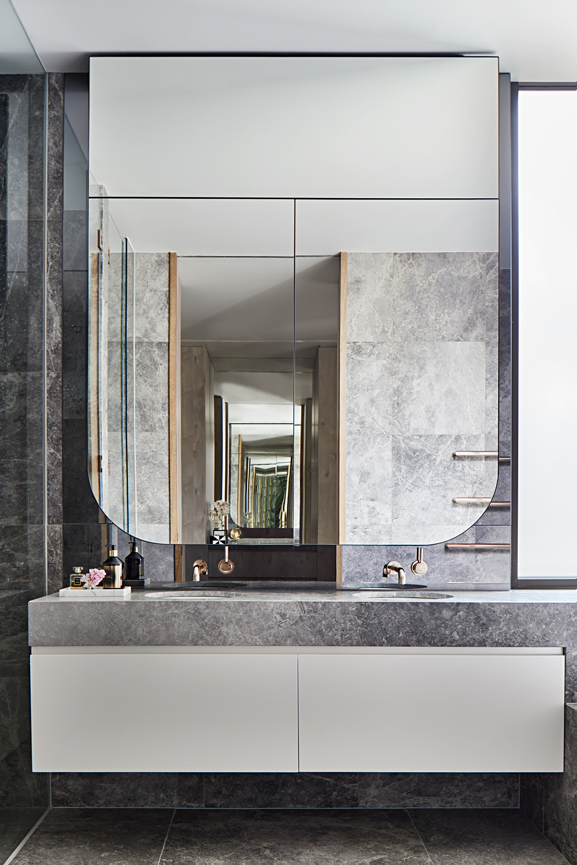 The Concrete Conceal House By Tecture Local Australian Bespoke Interiors & Contempoary Architecture Caulfield, Melbourne Image 31