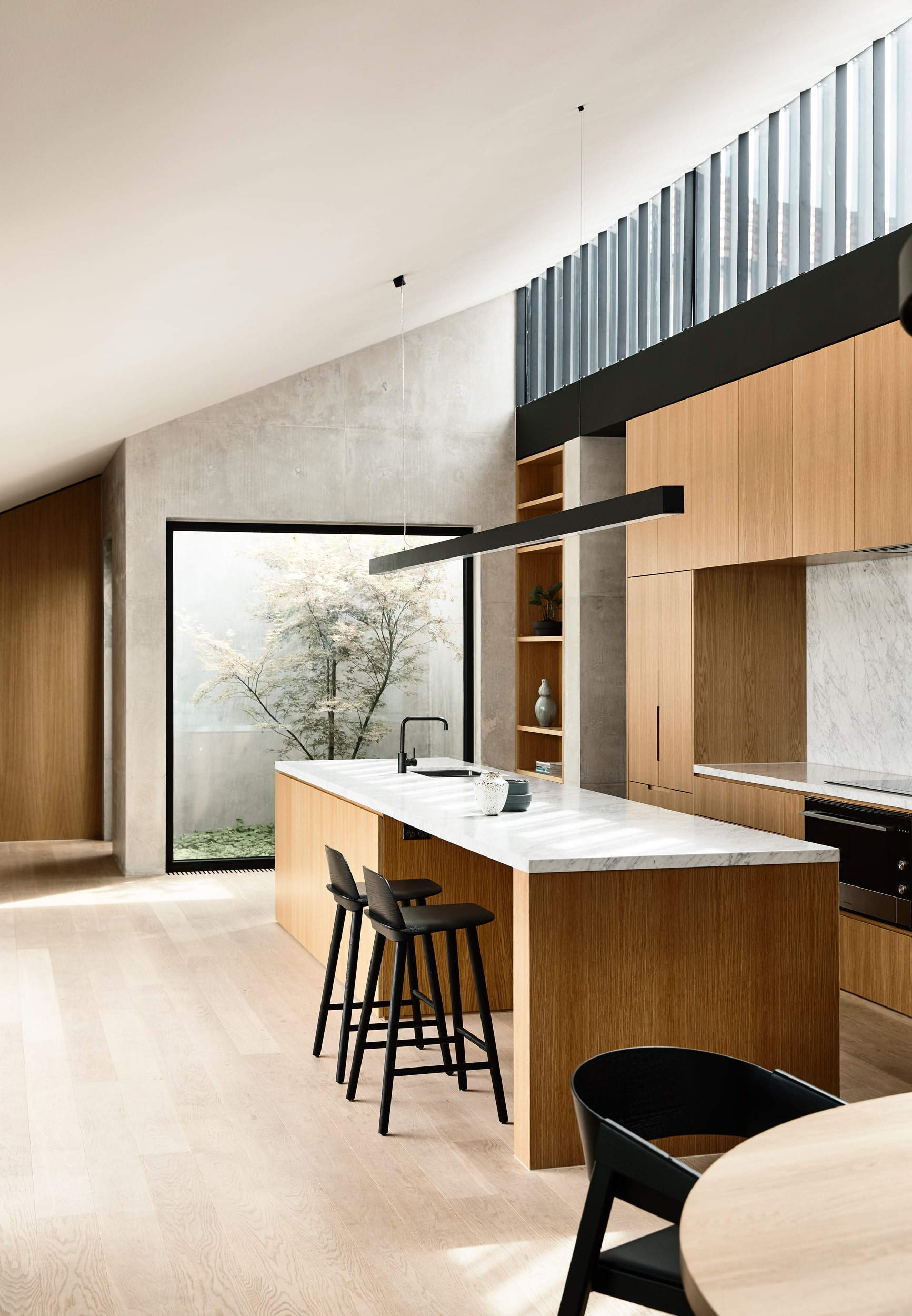 Prahran House By Rob Kennon Architects Local Australian Residential Interior Design And Architects Prahran, Melbourne Image 13