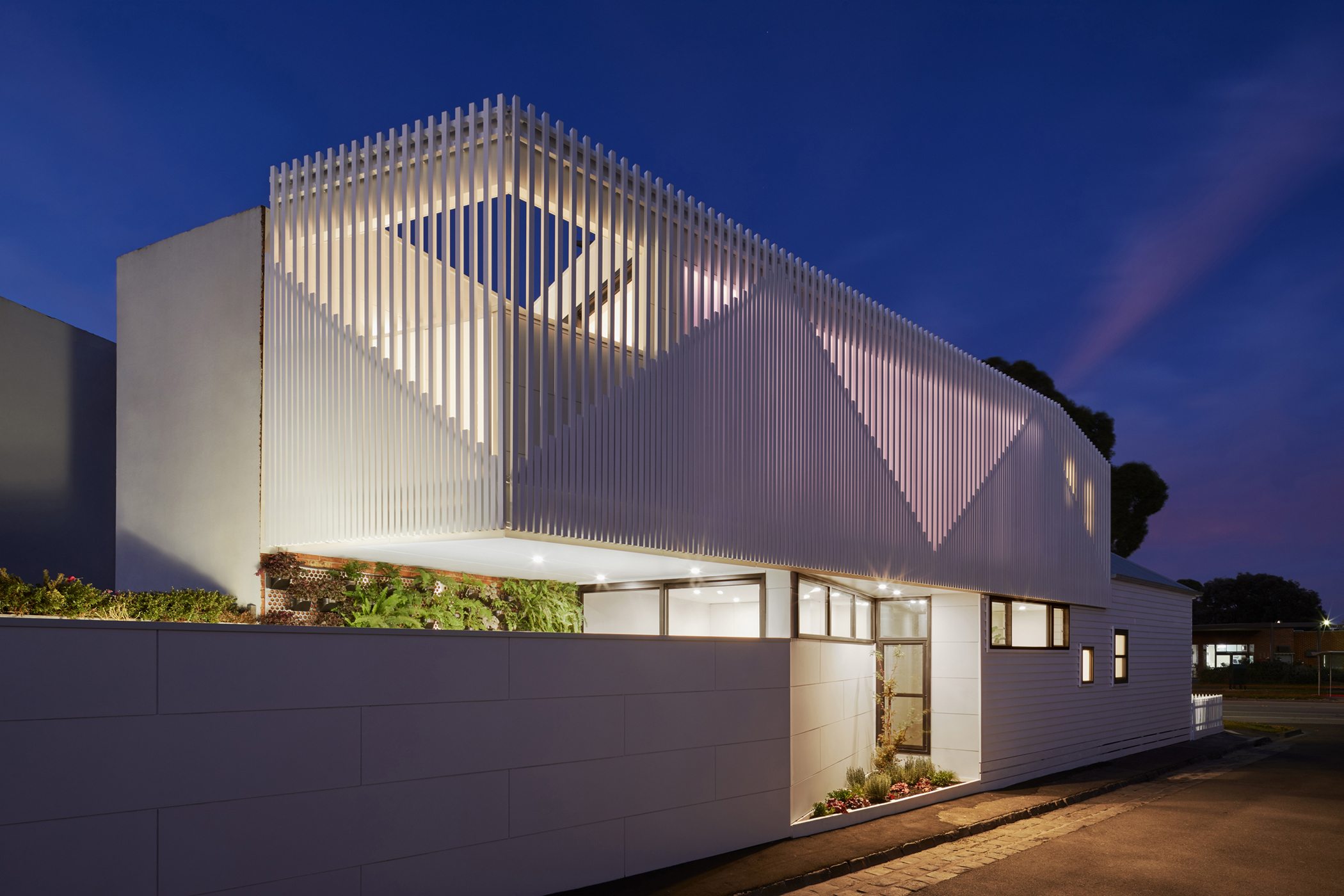 Downside Up House By Melbourne Architecture Studio Wala