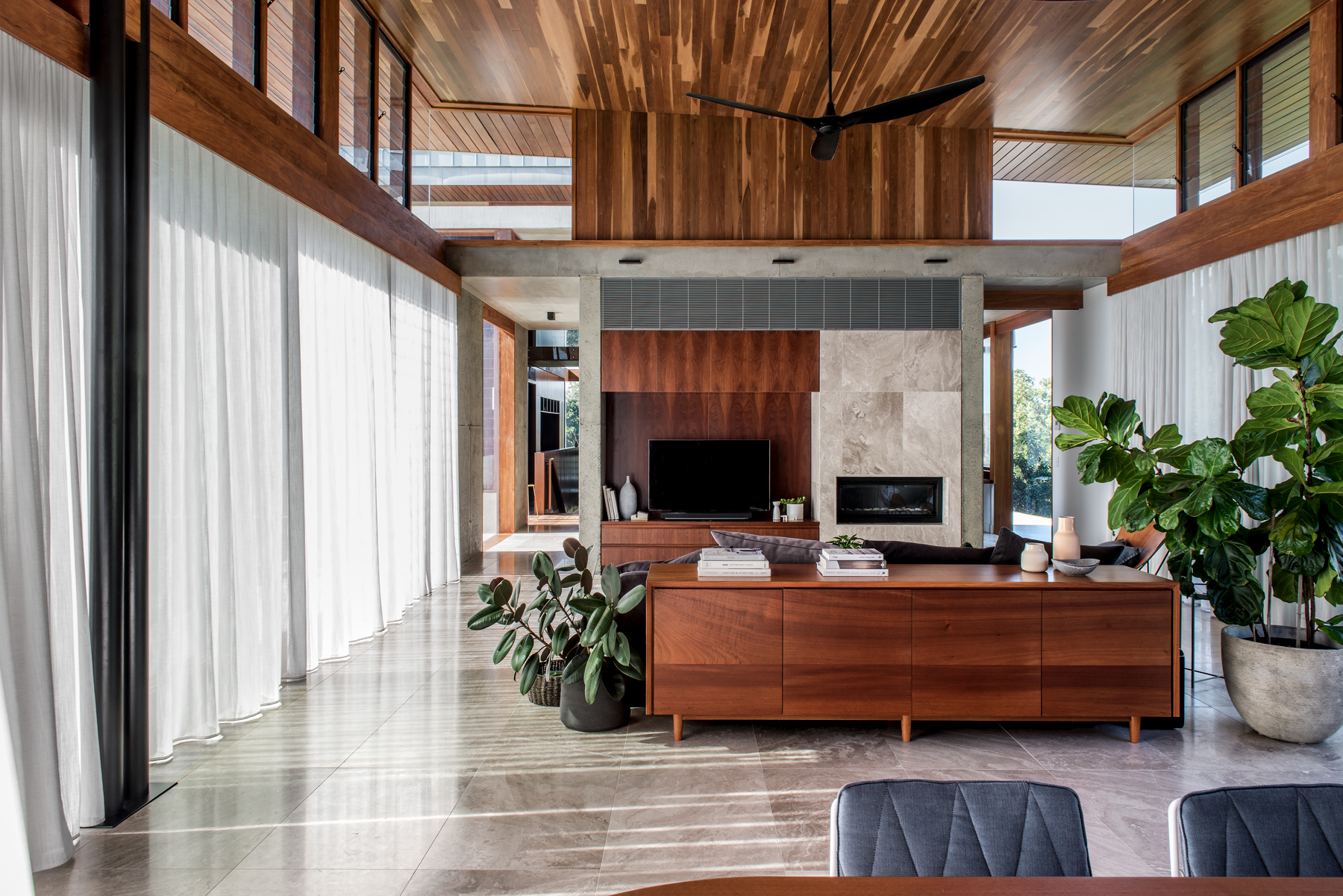 Open Plan Residential Space
