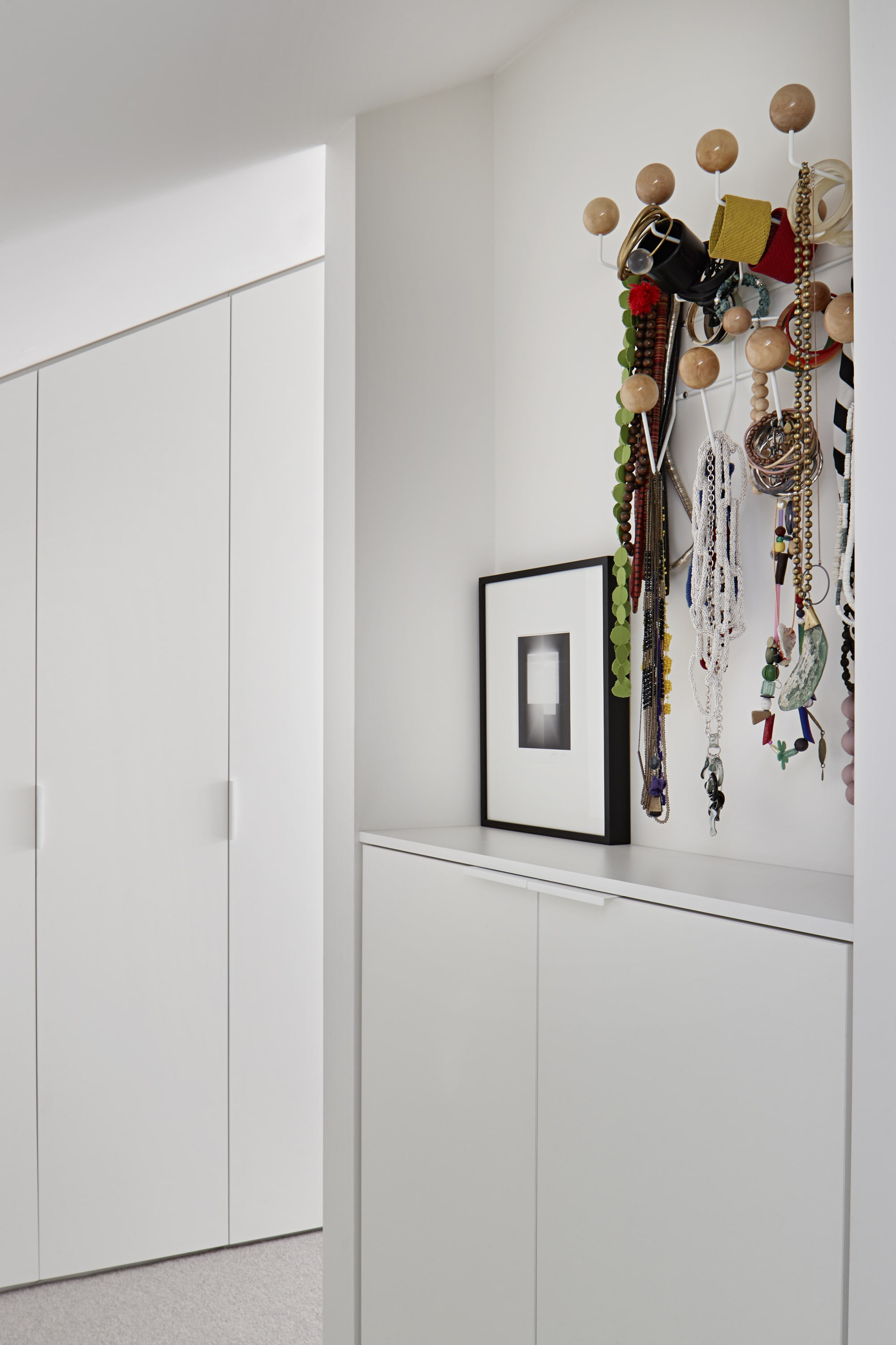 Material, Colour, Art And Object, So For For Their Home Robson Rak Sought A Place Of Retreat And Sanctuary.