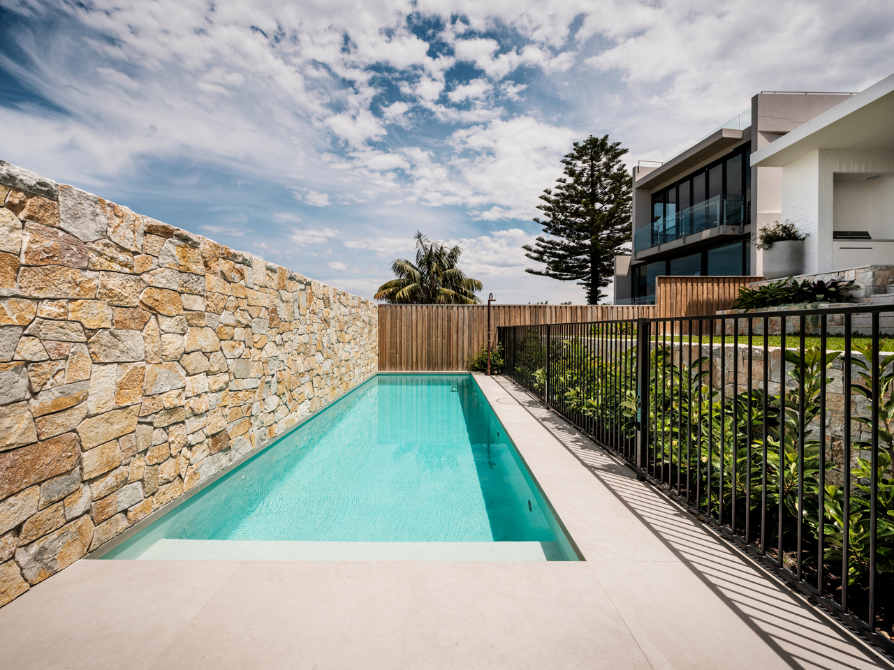 Local Sydney Landscape Architecture And Pool Design
