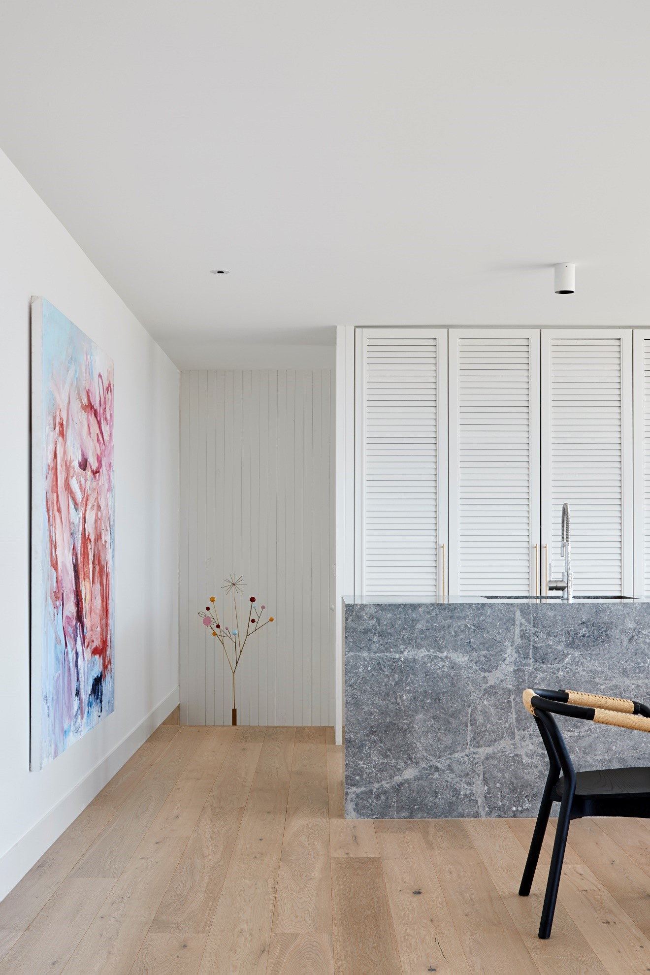 Two Elements Were Essential To Achieving This Goal The Material Selection, And The Considered Arrangement Of Spaces
