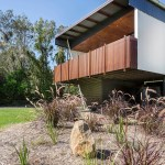 Fibre Cement Sheeting And Timber Elements, Onto A Contemporary And Dynamic Shape.