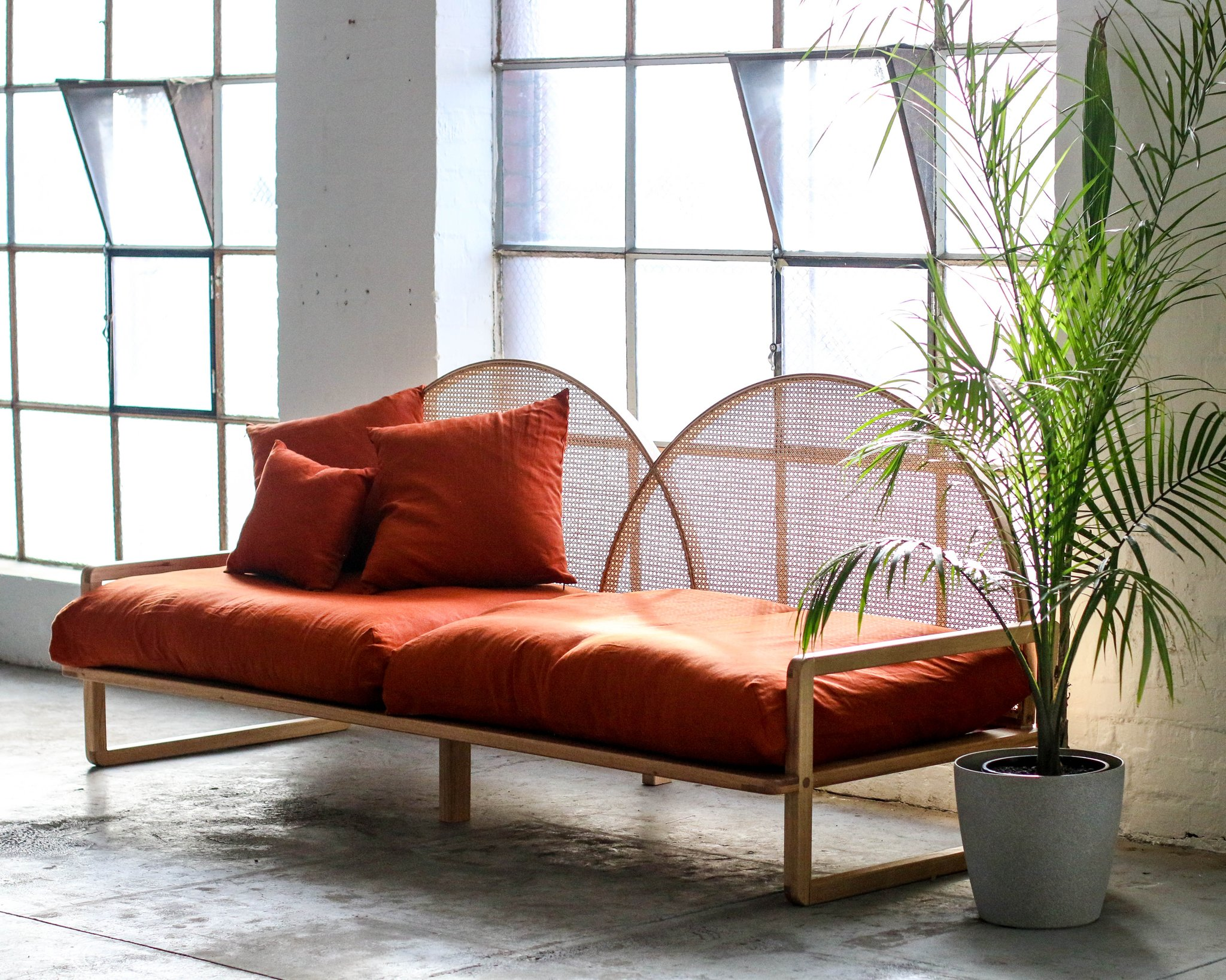 The Lucie Lounge Balances The Textures Of Australian Messmate