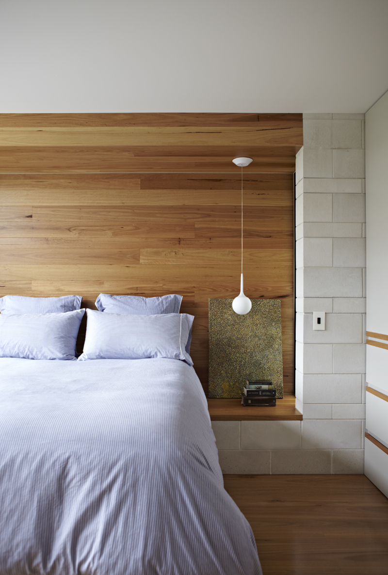 Each Room Adjoining The Courtyard Gains A Relationship With Light, Garden And Sky, In Turn Increasing The Amenity Of These Internal Spaces.